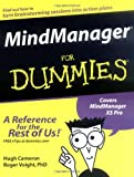 MindManager for Dummies, Hugh Cameron and Roger Voight, 0764556533