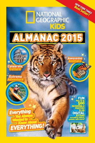 National Geographic Kids Almanac - West City Westfield