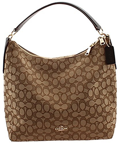 1de95c24f301 Coach Outline Signature Celeste Hobo Shoulder Crossbody Bag - Import It All