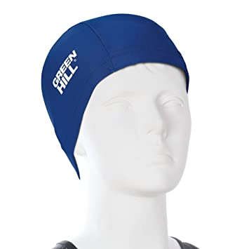 9a597f9389f Green Hill Swim Cap (Blue