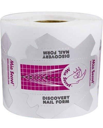 Formas de uñas Mia Secret Discovery, 50 unidades NFR-P