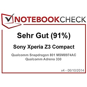 Sony Xperia Z3 Compact - Smartphone Libre Android