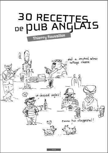 30 recettes de pub anglais (French Edition)