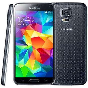 Samsung Galaxy S5 G900A GSM Unlocked 16GB (Renewed) (Black)