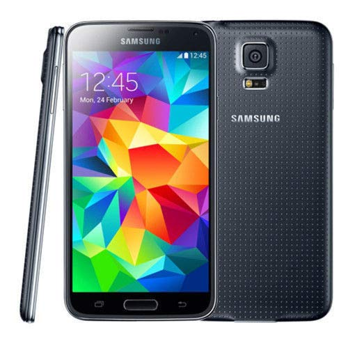 Samsung Galaxy S5 G900A GSM Unlocked 16GB (Renewed) (Black) (Samsung Galaxy S5 Sm G900t 16gb T Mobile)