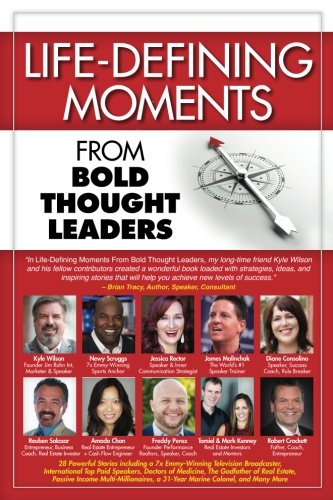 Life-Defining Moments from Bold Thought Leaders cover