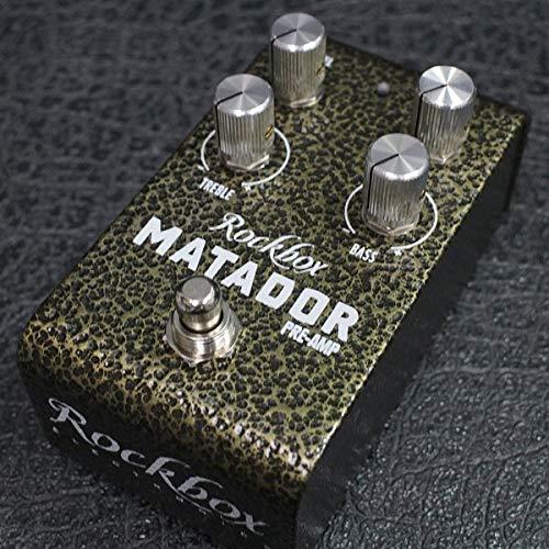 割引価格 ROCK BOX BOX/MATADOR/MATADOR ROCK PRE-AMP B079WHQRL5 B079WHQRL5, 酒本舗はな:fa71aa8c --- a0267596.xsph.ru