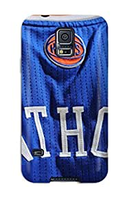 new york knicks basketball nba NBA Sports & Colleges colorful Samsung Galaxy S5 cases 5792788K862010524