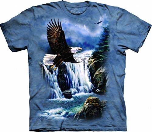 Majestic Flight Eagle T-Shirt - 1
