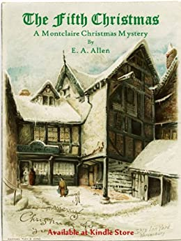 Christmas Mystery Books