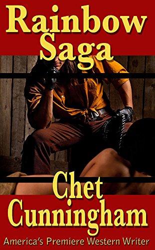 book cover of Rainbow Saga