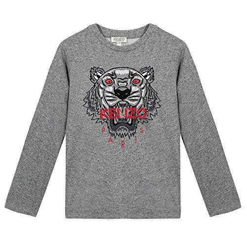 Kenzo Boys Tiger 41 Tiger Tee Shirt by Kenzo