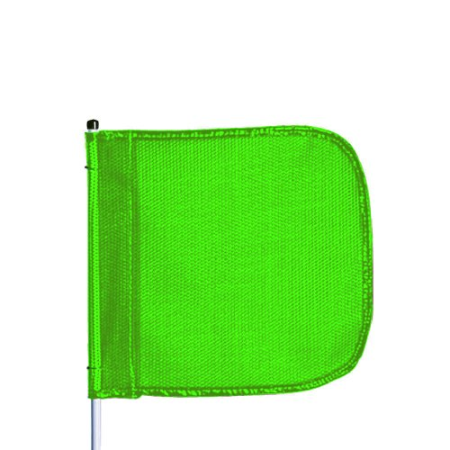 (Flagstaff FS10 Safety Flag, Threaded Hex Base, 16