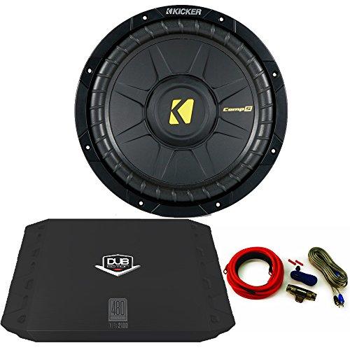 Kicker 40CWS104 Comp 10