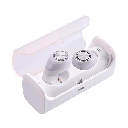 Auriculares Bluetooth, Rcool Boots Auriculares Inalámbricos Headset Bluetooth 4.2 con Micrófono y Estéreo Headphones Deporte
