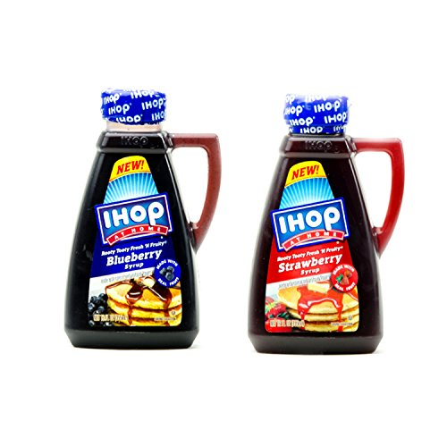 ihop-at-home-rooty-tooty-fresh-n-fruity-blueberry-strawberry-pancake-syrup-combo-pack-two-12oz-jars