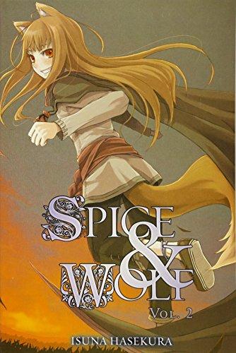 Spice and Wolf, Vol. 2 - light novel [Isuna Hasekura] (Tapa Blanda)