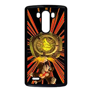 LG G3 Cell Phone Case Black_Donkey Kong Country Tropical Freeze_018 Ysgly