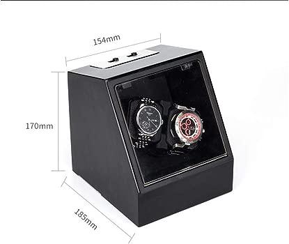 Coctelera automático Reloj mecánico Caja Reloj Remontoir ...