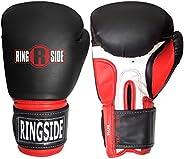 Ringside Luvas de treinamento de boxe estilo profissional Kickboxing Muay Thai Gel saco de pancada luvas