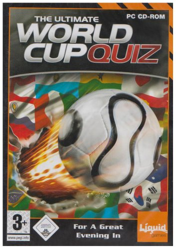 The Ultimate World Cup Quiz (PC) by Liquid Games