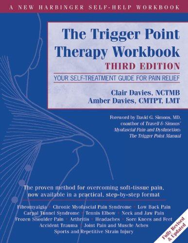 New Massage (The Trigger Point Therapy Workbook: Your Self-Treatment Guide for Pain Relief (A New Harbinger Self-Help Workbook))