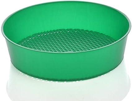 Sportive Direct Colador de Suelo de plástico para jardín, Cesta de Malla para Compost, Piedra de Suelo, Color Verde: Amazon.es: Jardín