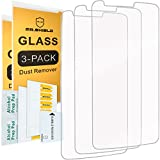 [3-PACK] - Mr Shield For LG Stylo 3 [Tempered Glass] Screen Protector [0.3mm Ultra Thin 9H Hardness 2.5D Round Edge] with Lifetime Replacement Warranty