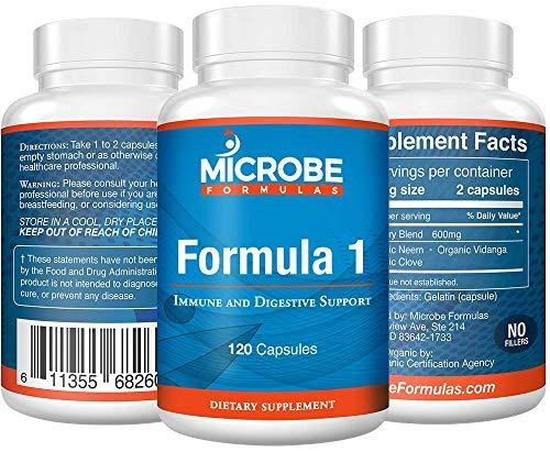 Intestinal Support Microbe Formulas Organic product image