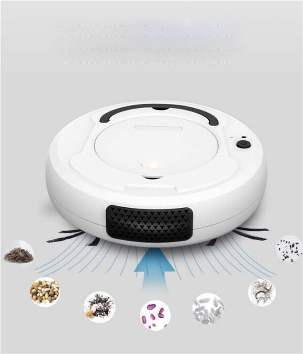 YOUNIU-Vacuum Cleaners Robot Aspiradora Inteligente de pie Multifuncional, 3-en-1 Auto Recargable seco húmedo Limpiador Barrido 1800Pa Ultraligero: Amazon.es: Hogar