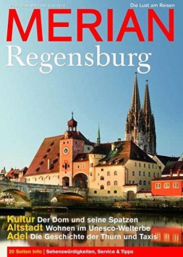 MERIAN Regensburg (MERIAN Hefte)