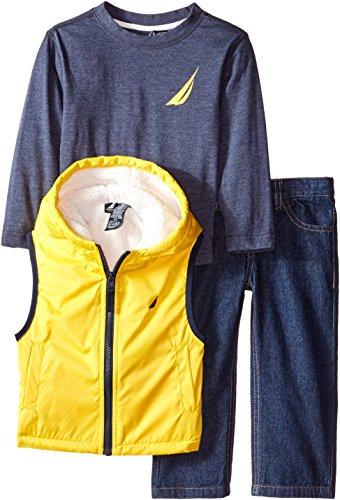 Nautica Little Pieceset Puffer Outerwear