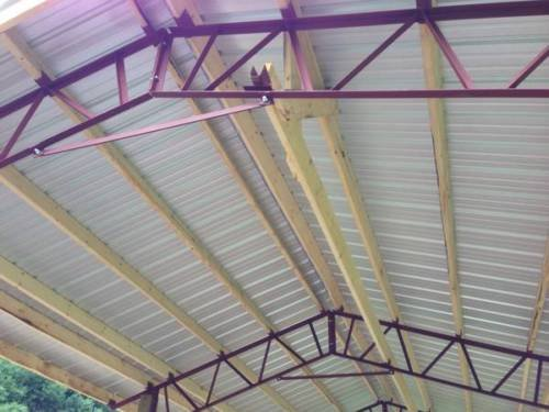 24' Pole barn Steel Truss Agriculture - for Your Specific Needs Buildings is Incredible! US - ()