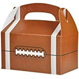 Party Favor Treat Boxes - Play Kreative TM (Football)