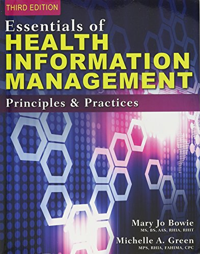Bundle: Essentials of Health Information Management: Principles and Practices, 3rd + Lab Manual