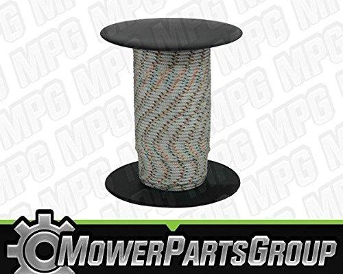 MowerPartsGroup D193 200' Spool #5 1/2 Diamond Braid Commercial Starter Rope #5 1/2 200 ft