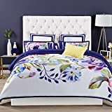 Christian Siriano Duvet Set, Full/Queen, Garden Bloom