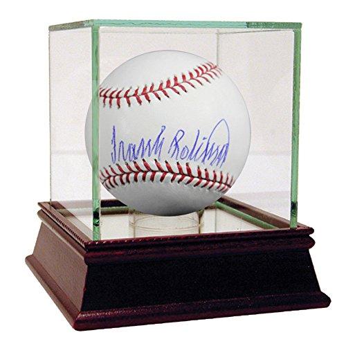 Frank Robinson Signed Mlb Baseball - 8