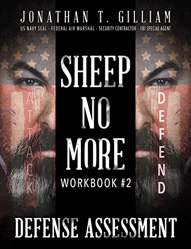 Sheep No More Workbook #2: Defense Assessment (Navy Martial Seal Arts)