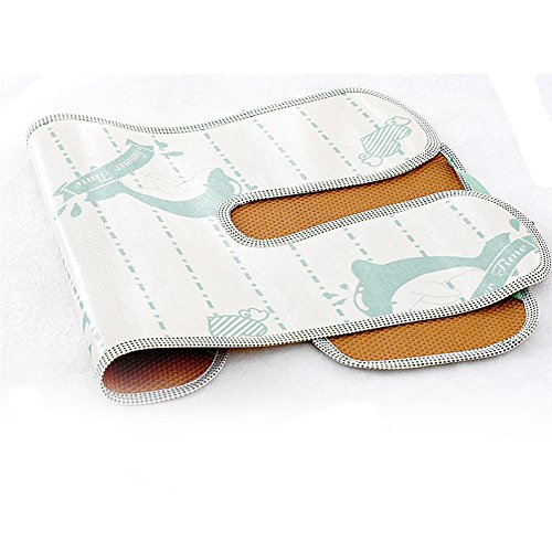 Fairy Baby Infant Stroller Summer Cushion Child Cool Mat Seat 12.6'' Wx29 L,Brown by Fairy Baby (Image #4)