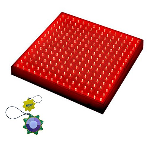 225 Led Plant Grow Light Panel Red Blue Hydroponic Lamp - 1