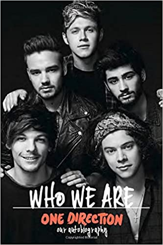 One direction who we are our official autobiography one direction one direction who we are our official autobiography one direction amazon books stopboris Image collections