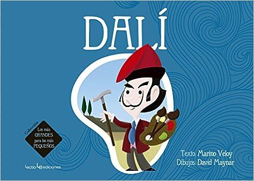 Libro niños Dalí