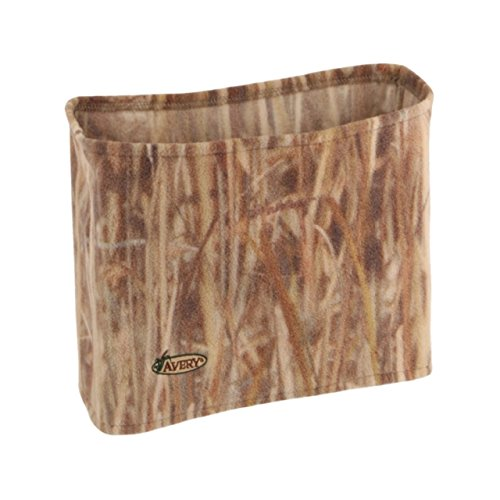Avery Outdoors Fleece Neck Wrap,Marsh Grass