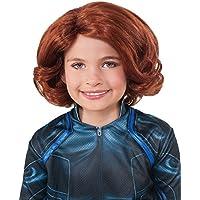 Avengers 2 Age of Ultron - Peluca de viuda negra para niños