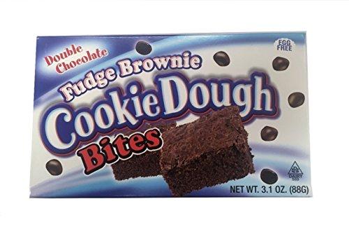 Fudge Brownie Cookie Dough Bites (1) Box