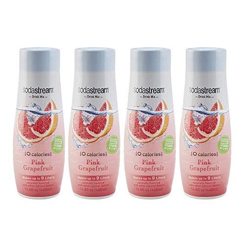 SodaStream Pink Grapefruit Zero