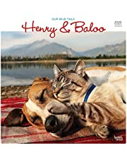 Henry & Baloo Our Wild Tails 2020 Calendar