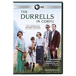 Masterpiece: The Durrells in Corfu Season 2 (UK Edition) DVD