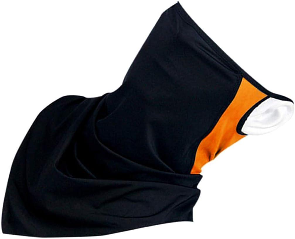 PRETYZOOM Hals Gamasche Schal mit Ohrschlaufe Sturmhaube Bandana Sonne UV-Schutz Magische Gesichtsbedeckung Stirnband f/ür f/ür Den Hei/ßen Sommer Radfahren Wandern Angeln